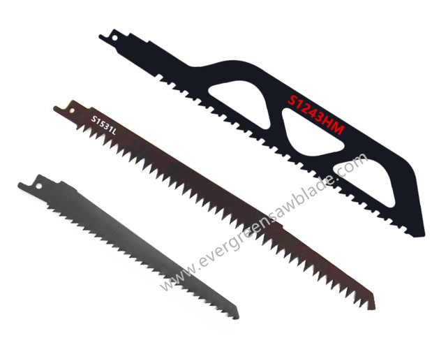 Evergreen Reciprocating saw blade