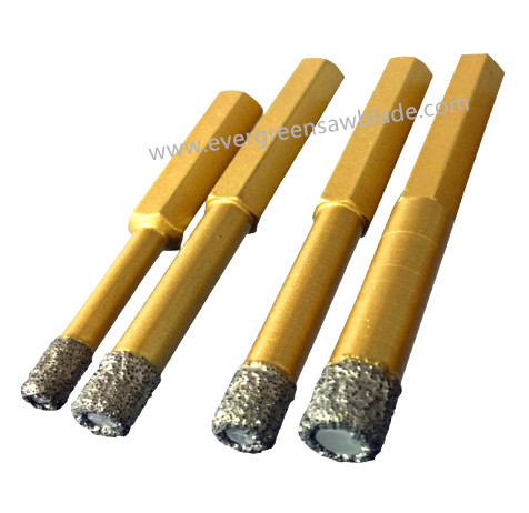 Evergreen Diamond core Drill bit