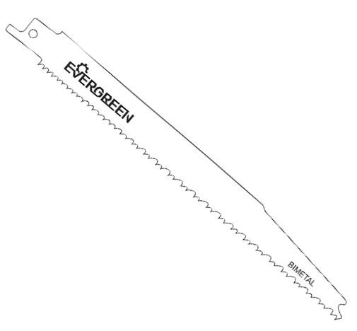 Metalworking sabre saw blade S123XF